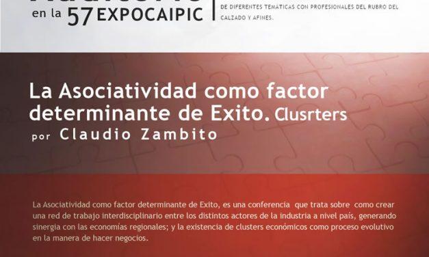 La asociatividad como factor determinante de éxito.