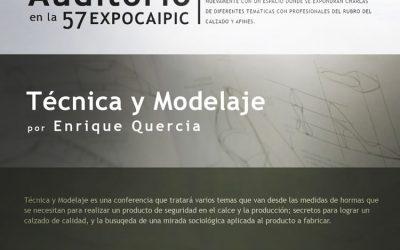 Técnica y Modelaje. por Enrique Quercia