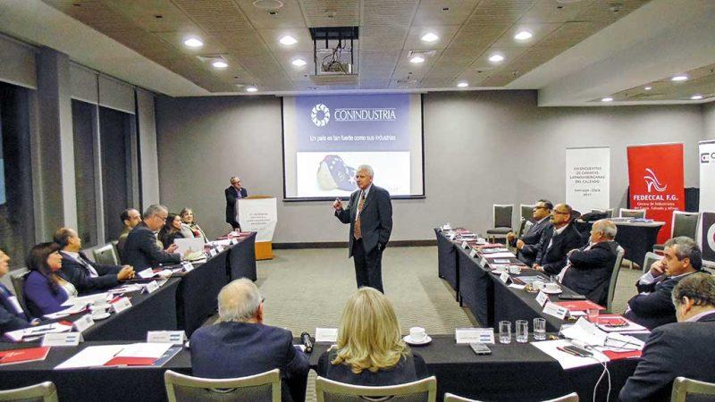 La industria mexicana a cargo de Luis Gerardo González García, presidente de CICEG.